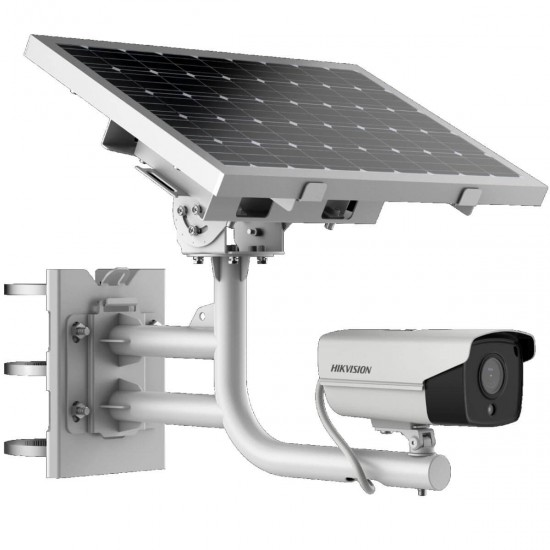 Соларна 4G IP камера 2MP, IR 30m Hikvision DS-2XS6A25G0-I/CH20S40