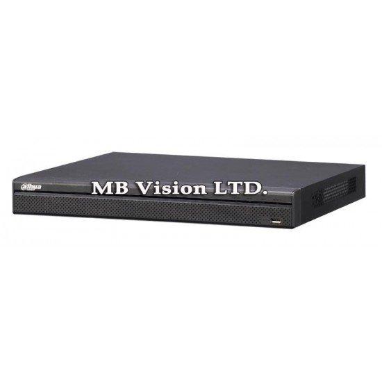 4K HD NVR Dahua, 32-канален за 4K IP видеонаблюдение NVR4232-4KS2