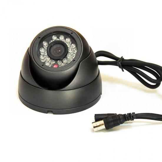 Готова система за видеонаблюдение с вандалоустойчиви камери 800TVL, 960H