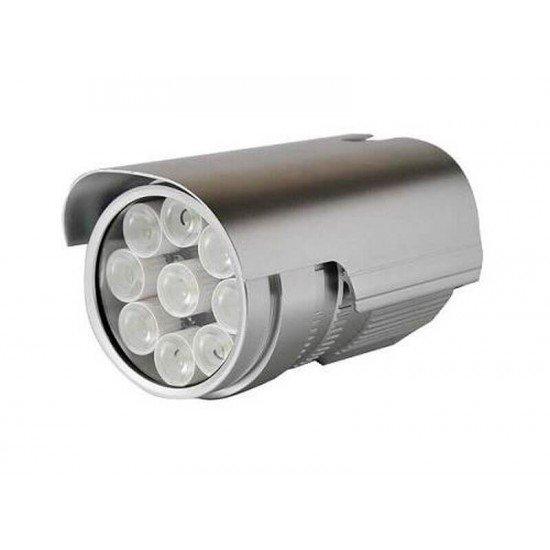 IR прожектор за камери за видеонаблюдение до 100м осветеност
