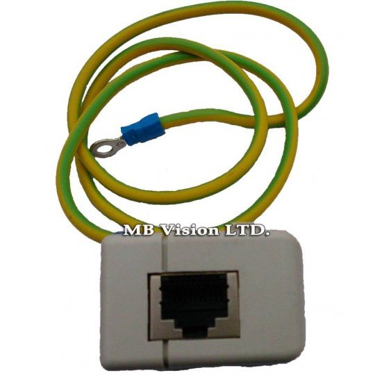 Гръм защита за IP камери по LAN