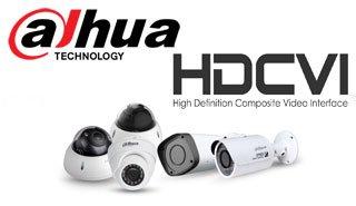 HD-CVI системи за видеонаблюдение Dahua