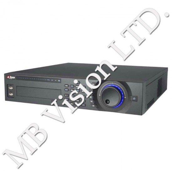 Хибриден DVR рекордер Dahua за 8 аналогови и 8 IP камери DH-0804HF-U