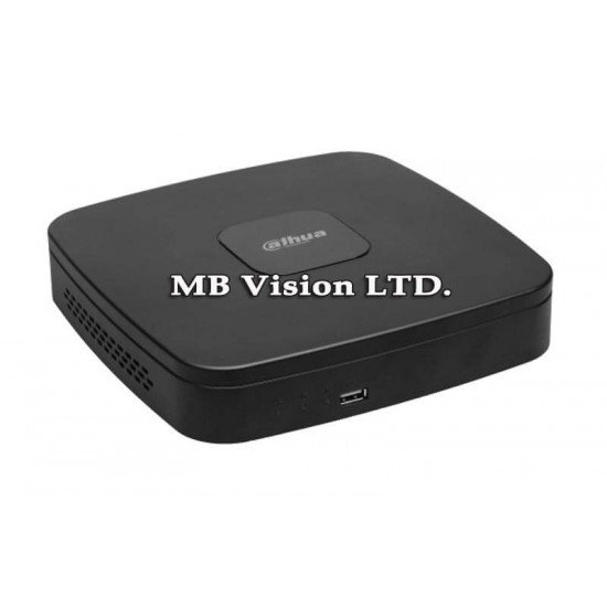 8-канален хибриден DVR видеорекордер Dahua DH-5108C
