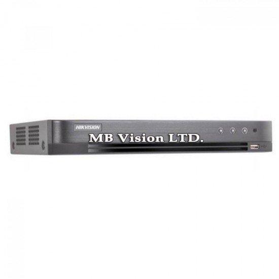 4-канален 4K TurboHD DVR Hikvision DS-7204HTHI-K1