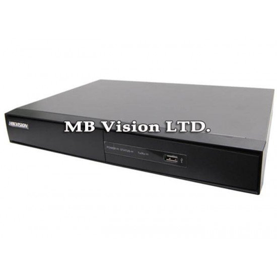 16-канален + 8 IP камери DVR Hikvision DS-7216HQHI-K1/A(S)