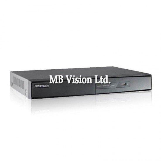 16-канален хибриден DVR рекордер za Turbo HD, CVBS, AHD камери Hikvision DS-7216HGHI-F1/A