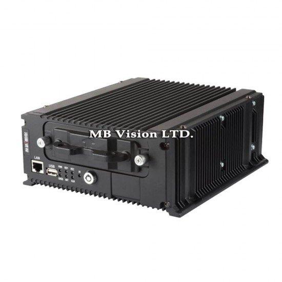 4-канален HD-TVI ДВР Hikvision DS-M7504 за автомобил
