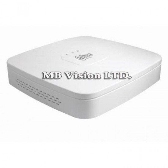 8-канален Tribrid HCVR ДВР Dahua, 109 кад/сек запис при 720р - HCVR4108С-S3