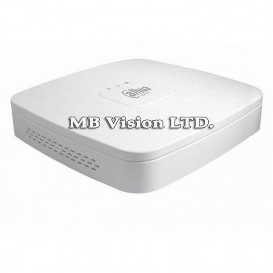 8-канален HDCVI DVR рекордер 200FPS@1280x720 - HCVR5108C-S2