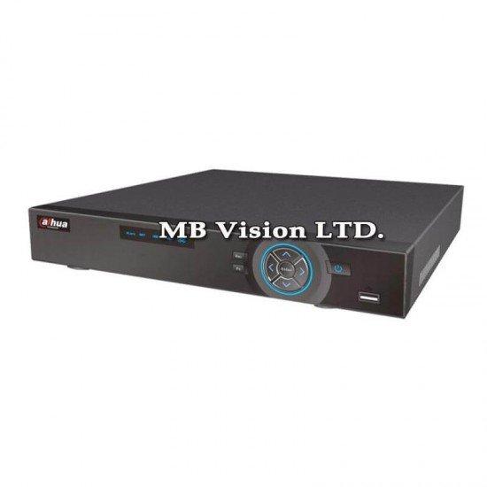 Хибриден 8-канален DVR HDCVI, IP и аналогови камери 200FPS@1920x1080 - Dahua HCVR7208A-V2