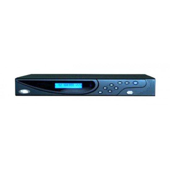 16-канален DVR Рекордер, 400fps@D1, H.264, 6116AVS