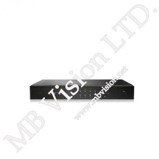 4 канален DVR Full D1 видеорекордер AVS-4104C
