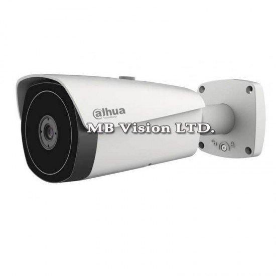 IP термовизионна камера Dahua, аналитични функции, детекция на човек (400м) и автомобил (1000м) DH-TPC-BF5300-13