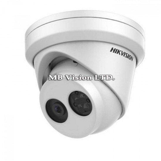 2MP Full HD IP камера 4мм обектив, нощен режим до 30м и слот за карта памет Hikvision DS-2CD2325FWD-I