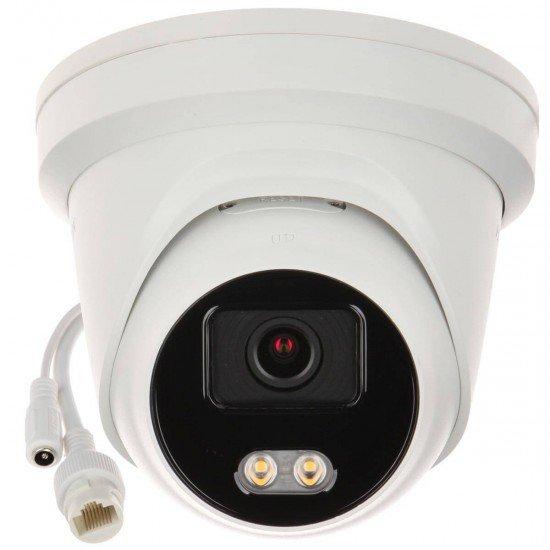 4MP IP ColorVu Hikvision DS-2CD2347G2-L, IR 30m