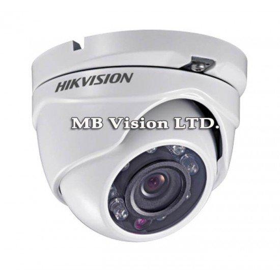 2 Мегапиксела Turbo HD HD-TVI куполна Hikvision камера DS-2CE56D5T-IRM