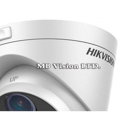 HD-TVI вариофокална 2.8-12мм камера Hikvision, 1 Мегапиксел с EXIR IR до 40 м - DS-2CE56C5T-VFIT3