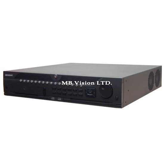 32 канала 4K NVR Hikvision DS-9632NI-I8