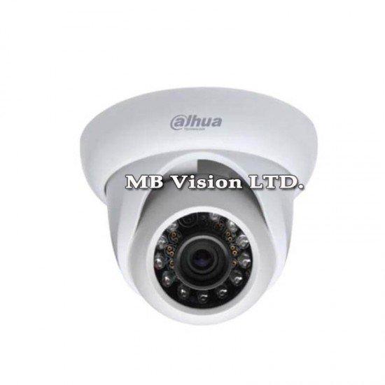 1.4MPix Gen II HDCVI, куполна, вандалоустойчива камера Dahua HAC-HDW2120М