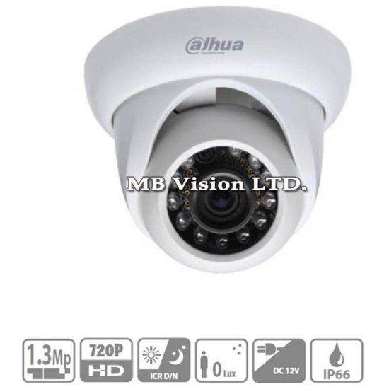 1MP HD камера за наблюдение Dahua HD-CVI, нощен режим до 20м HAC-HDW1100R
