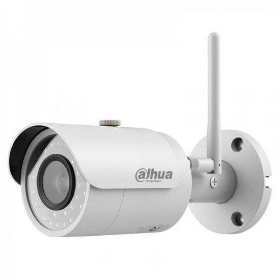 Dahua IPC-HFW1435S-W-0280B-S2, Wi-Fi камера 4MP, IR 30м