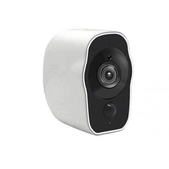 2MP Wi-Fi камера с батерия и микрофон