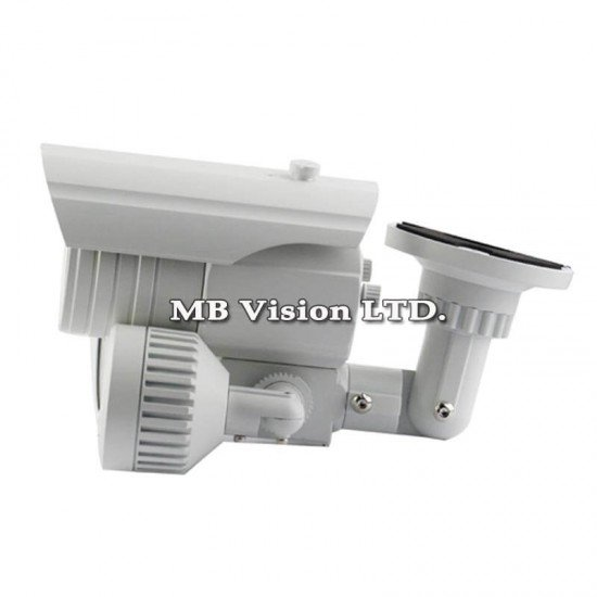 Вариофокална, външна камера с обектив 6-22м, 1000TVL и IR осветление до 60м Longse LIXG80SFP