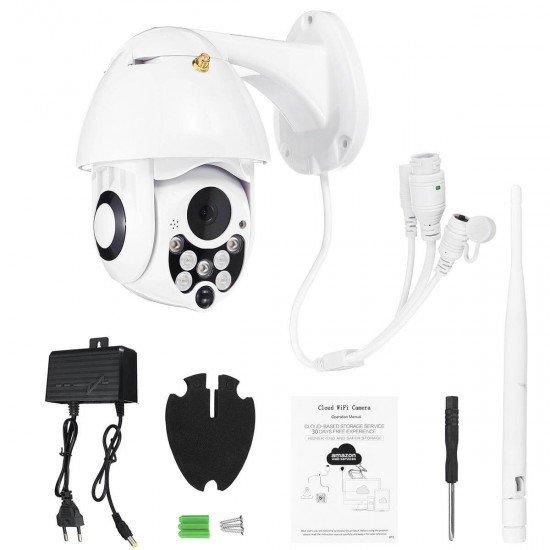 2MP Wi-Fi PTZ камера с микрофон