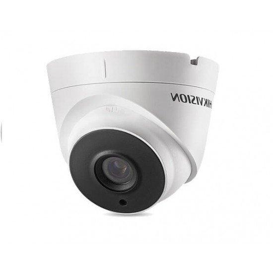 1MP HD 4-в-1 (HD-TVI/AHD/CVI/CVBS) камера Hikvision DS-2CE56C0T-IT3F, широкоъгълен обектив 2.8мм, EXIR IR до 40 м
