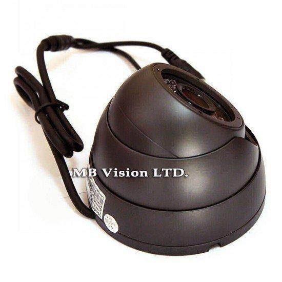 Вандалоустойчива, куполна камера с висока 800TVL, 960H резолюция MBST20P80D